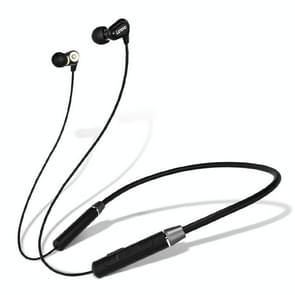 Lenovo HE08 Wireless Neck-mounted Sports Bluetooth 5.0 Earphone (Zwart)