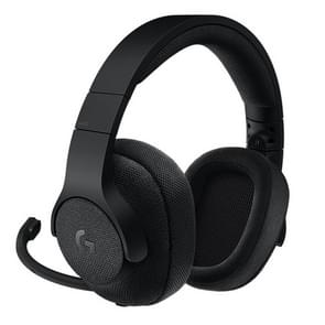 Logitech G433 9 in 1 Wired Control Surround Sound Gaming Headset with One-way Microphone Kits(Black)