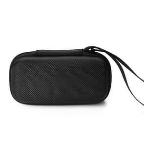 Voor B&O BeoPlay E6 draagbare nylon magnetische Bluetooth in ear oortelefoon beschermende tas handtas