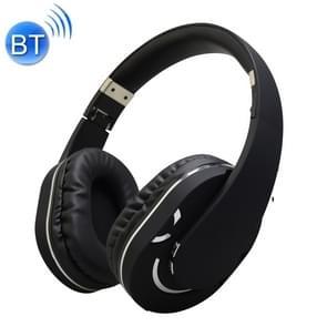 BTH-878 opvouwbare draadloze Bluetooth V 4.1 Headset Stereo geluid koptelefoon (zwart)