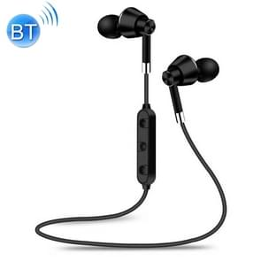 M7 Draadloze sport Bluetooth 5 0 Bass oortelefoon (zwart)