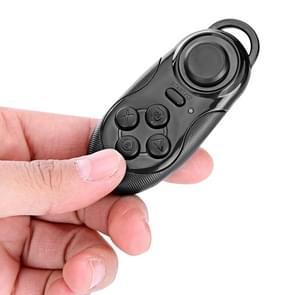 Draadloze Bluetooth Remote Controller / Mini Gamepad Controller / Selfie sluiter / speler muziekcontrolemechanisme voor Android / iOS cel telefoon / Tablet PC