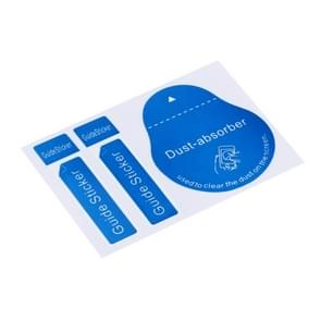 200 PCS Dust-absorber LCD Guide Sticker Dedust for Screen Glass