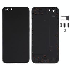 Back Housing Cover met Appearance Imitatie van iPSE 2020 voor iPhone 6(Zwart)