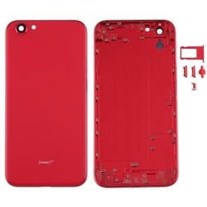 Back Housing Cover met Appearance Imitatie van iPSE 2020 voor iPhone 6(Rood)