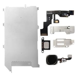 6 in 1 voor iPhone 6s plus LCD reparatie accessoires deel set (zwart)
