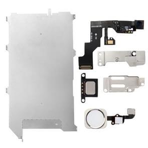 6 in 1 voor iPhone 6s Plus LCD Repair Accessoires Part Set (Wit)