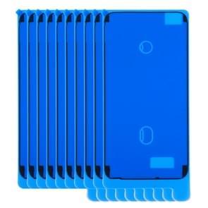 10 stuks voor iPhone 6s Plus LCD Frame Bezel zelfklevende Stickers