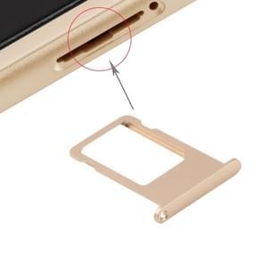 Kaarthouder voor iPhone 6s Plus (goud)