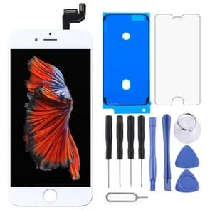 Original LCD Screen and Digitizer Full Assembly for iPhone 6S(White)