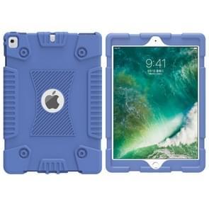 Full Coverage Silicone Shockproof Case for iPad 9.7 (2018) & iPad Pro 9.7 & iPad 9.7 inch (2017) & iPad Air 2 & iPad Air (Blue)