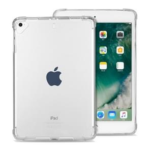 Highly Transparent TPU Full Thicken Corners Shockproof Protective Case for iPad 9.7 (2018) & (2017) / Pro 9.7 / Air 2 / Air (Transparent)