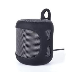 HomePod Portable Bluetooth Speaker Silicone Storage Package Silicone Case(Black)