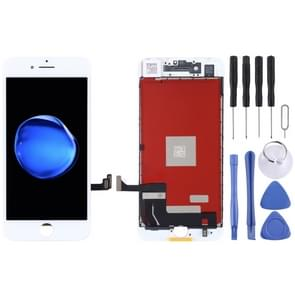 Original LCD Screen and Digitizer Full Assembly for iPhone 7(White)