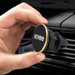 KIVEE KV-UC02 Universal Car Mobile Phone Holder Bracket (Zwart)