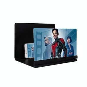 9x ultradunne schermschermschermschermen voor mobiele telefoon (zwart)
