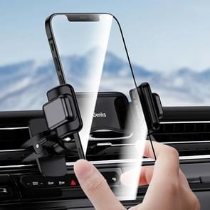 Benks CZ01 Draaibare en automatische klemwagen Air Outlet Bracket voor 4 7-6 9 inch mobiele telefoons