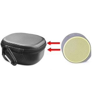 For Logitech X100 Wireless Bluetooth Speaker Carbon Fiber Protective Bag Storage Box