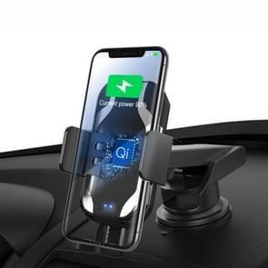 JAKCOM CH2 10W 4-6 5 inch mobiele telefoon Smart auto Wireless Charging lader Holder(Black)