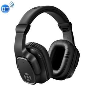 OneDer S2 hoofd-gemonteerde draadloze Bluetooth versie 5 0 headset koptelefoon  met microfoon  handsfree  TF-kaart  USB-drive  AUX  FM-functie (zwart)
