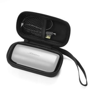 Draagbare handheld schokbestendige Bluetooth headset beschermende vak opberg zak voor Bose SoundSport gratis (zwart)