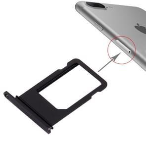 Kaarthouder voor iPhone 7 Plus (zwart)