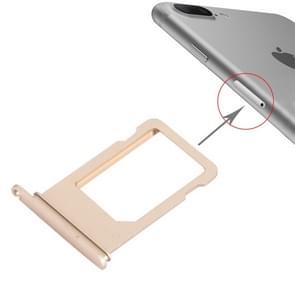 Kaarthouder voor iPhone 7 Plus (goud)