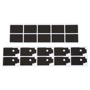 10 sets moederbord terug Stickers voor iPhone 8