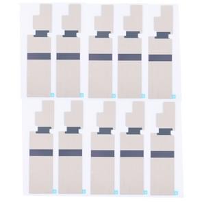 10 sets moederbord Front Stickers voor iPhone 8