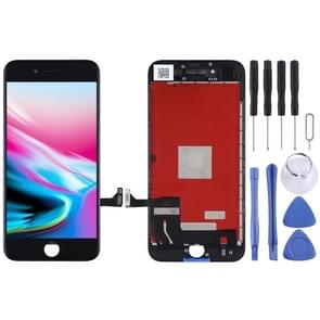 Original LCD Screen and Digitizer Full Assembly for iPhone 8(Black)