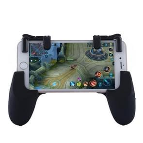 W-01 Mobile Handle Grip Gamepads, For iPhone, Galaxy, Sony, HTC, LG, Huawei, Xiaomi and other Smartphones