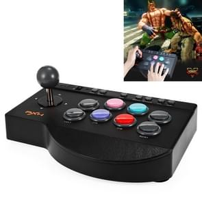 PXN PXN-0082 Gladiator Street Machine Game Handle Rocker Controller for Nintendo Switch / PC / Android System / PS3 / PS4 / XboxOne