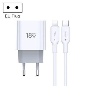 TOTUDESIGN CACQ-05 minimale serie PD 18W Travel Charger Kit  EU plug