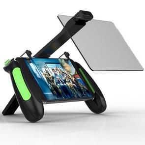 B06 Portable Multi-function Gamepad Screen Amplifier with Phone Holder