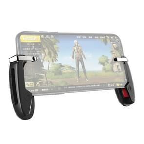 MeMo AKPAD Grenade Shape Snap-on Four Finger Linkage Trigger Shooting Game Controller voor Tablet PC  One Pair