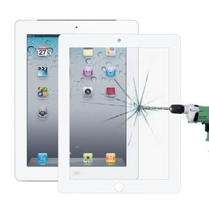 9H 10D Explosion-proof Tempered Glass Film for iPad 2 & 3 & 4