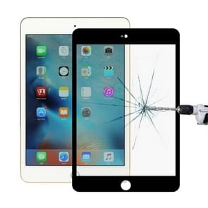 9H 11D Explosion-proof Tempered Glass Film for iPad Mini 4 (Black)