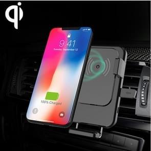 T3 5V 1.5a zwaartekracht houder Air Outlet Vent snel draadloze autolader  voor iPhone  Galaxy  Sony  Lenovo  HTC  Huawei en andere Smartphones