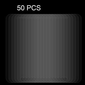 50 stuks voor iPhone 8 & 7 Plus 0 1 mm HD 3D gebogen PET Full Screen Protector  No retailpakket