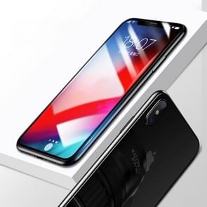 Baseus 0.3mm 9H Tempered Glass Film Set Front Film + Back Film for iPhone XS Max