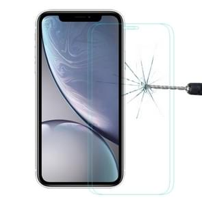 2 PCS ENKAY Hat-Prince 0.26mm 9H 2.5D Tempered Glass Film for  iPhone XR