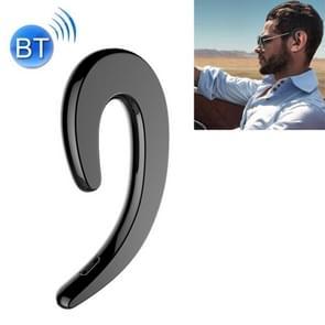 B18 beengeleiding Bluetooth V4.1 sport hoofdtelefoon oorhaakje Headset  voor iPhone  Samsung  Huawei  Xiaomi  HTC en andere slimme telefoons of andere Bluetooth-audioapparaten (zwart)