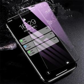 Voor iPhone X/XS/11 Pro JOYROOM Knight extreme Series 2.5 D HD anti-Blue Ray gehard glas film