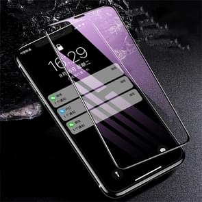 For iPhone XR / 11 JOYROOM Knight Extreme Series 2.5D HD Anti-blue Ray Full Screen Tempered Glass Film