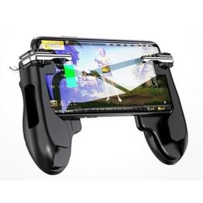 H2 Jedi Survival Wilderness Action Four Fingers Linked Quick Shot Button Gamepad, Pair