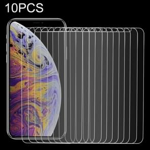 10PCS 9H 2.5D Tempered Glass Film for  iPhone XS Max