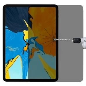 0.33mm 9H 2.5D Privacy Anti-glare Explosion-proof Tempered Glass Film for iPad Pro 11 (2018)