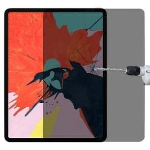0.33mm 9H 2.5D Privacy Anti-glare Explosion-proof Tempered Glass Film for iPad Pro 12.9 (2018)