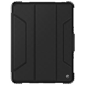 NILLKIN Bumper Horizontal Flip Leather Case for iPad Pro 11 inch (2018),with Pen Slot (Black)