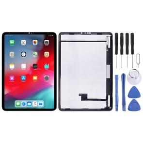 LCD Screen and Digitizer Full Assembly for iPad Pro 11 inch (2018)A1980 A2013 A1934 A1979 (Black)